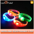 Hot sell led Glow bracelets Colorful flashing Concert led bracelet valentine led bracelets for gift