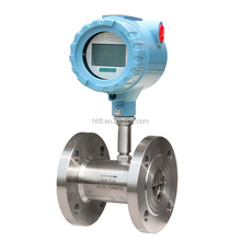 LCO flow indicator gas turbine flow meter