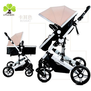 China Foldable lightweight baby stroller pram with big wheels wholesale stroller baby price for sale