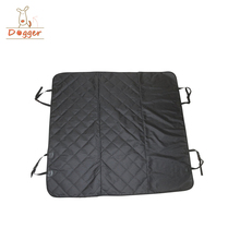Deluxe Quilted Waterproof Pet Car Seat Cover For Dog