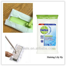extra thick floor mop household wet wipes/tissues/towels floor wiping cloth