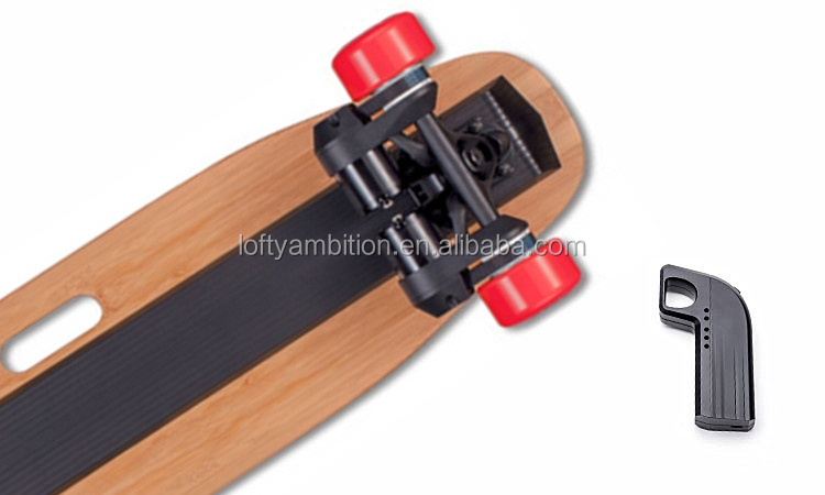 Dual-drive 3600w remote control electric skateboard 4 wheel high speed electric scooter