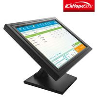 "15"" touch screen monitor/LCD monitor/touch monitor used in resturant"