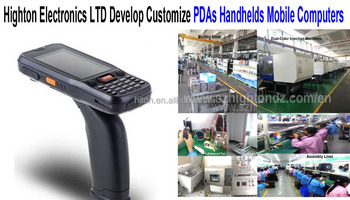 Highton Electronics Make Develop Customize ODM New Industrial Android PDA