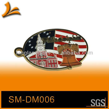SM-DM006 US City memorial medal medallions
