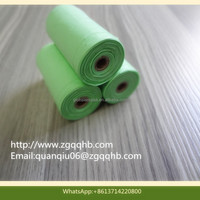 Mini 100 Compostable Bags Garbage Bags