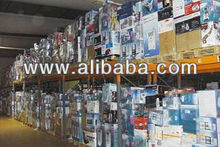 Stocklot items from european brands (entertaintment electronics)