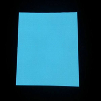 Large Customized Size Colorful Cuttable El Panel / Sheet /Backlight Foil