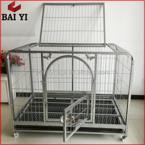 Pet Supplies Metal Collapsible Dog Crates Cages