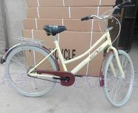 26 inch Aluminum Alloy Frame Dutch Classic City Bicycle/Lady Adult Bike sell in Alibaba