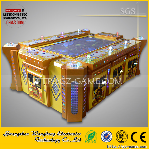 Ocean King 2 monster plus fishing game/ fishing arcade video table machine/fish shooting game for wholesales