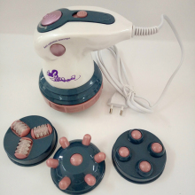 made in china personal female electrionic handy infrared body massage AS SEEN ON TV
