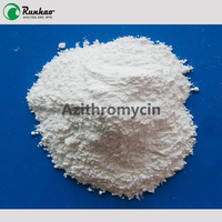 Hot sale 2016 New Good quality Factory Price direct API Antibiotic and Antimicrobial pharm medicine drug Azithromycin 83905-01-5