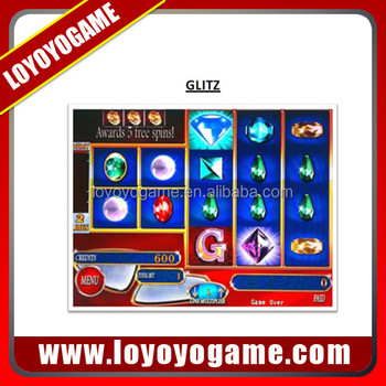 WMS NXT BOARD- GLITZ Game PCB Board multi Game gambling board for LCD VGA slot arcade cabinet/game mechine