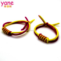 2015 new style baby elastic hair band baby hair rubber bands, elastic colour rubber band