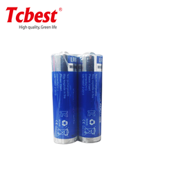 LR6 1.5V dry battery, LR6 1.5V AA Blister Card super Alkaline Battery