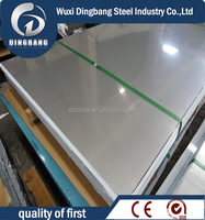 AISI 201/304/316 2B Surface Stainless Steel Metal Plate/Sheet