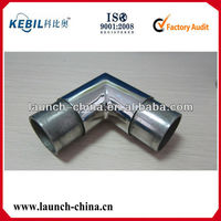 stainless steel handrail tube/pipe connection