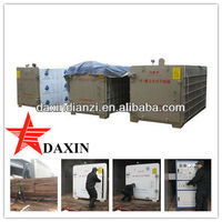 DX Electric Kiln, The drying time is 3-5 days depending on the wood MC