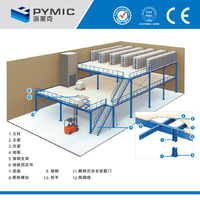 Factory Direct Hot Selling Steel Mezzanine