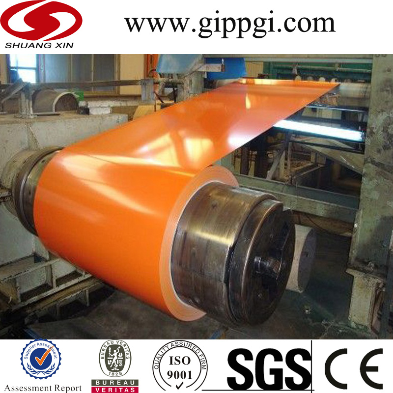 Good price of prepainted metal roofing metal sheet in coil Various uses