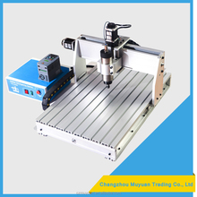 small 6040 4 axis 1500W cnc router machine from factory