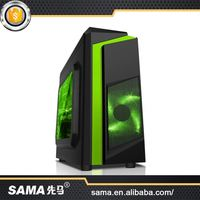 SAMA Brand New Good Feedback Mini Computer Micro Atx Case