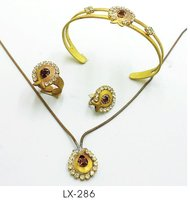 peacock jewellery sets indian jewelry