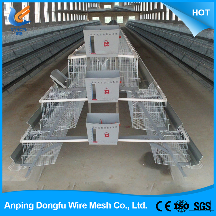 hot china products wholesale poultry cages outdoor galvanized welded wire chicken cage