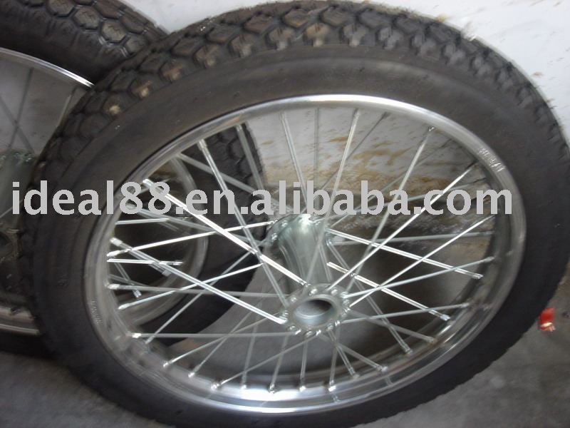 dirt bike tyre