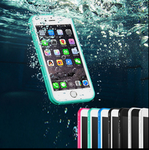 Hybrid Rubber Phone Case Shockproof Waterproof TPU Cover For ip 5g 5 Plus
