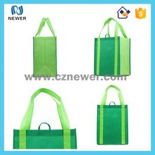 Custom high quality picture printing pp non woven shopping tote
