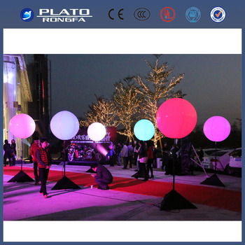 wedding balloon light wedding net lights