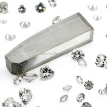 cheapest price high quality D E F color uncut unpolished synthetic rough diamonds moissanite raw material