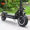 2018 TOP SELLER adults foldable electric scooter with off road tyre great performance 2700W dual motor