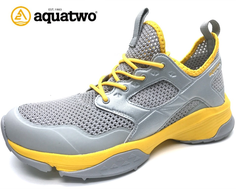 2017 New Design Aquatwo Brand Custom Mens Lightweight Sports Shoes With Cheap Price