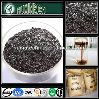 Potassium Humate From Leonardite | Huamtes Best price