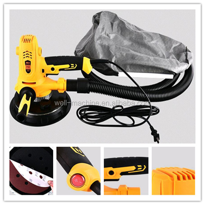 Hot selling electric variable speed drywall sander with high quality
