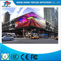 High brightness HD p6 outdoor SMD customized LED display board price