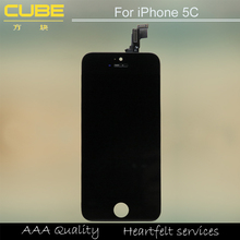 Free tools !!! AAA LCD Touch Screen Display Digitizer Assembly Replacement for iPhone 5g 5c 5s