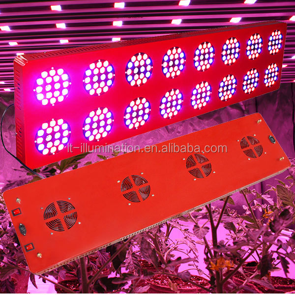 factory supply greenhouse full spectrum 288 leds replace apollo 16 led grow light
