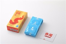 plastic foil laminated custom made condoms for wholesale glowing flavored condoms with CE certificate