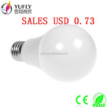 High Quality TUV-GS, CE, RoHS Approved 9W LED Bulb E27
