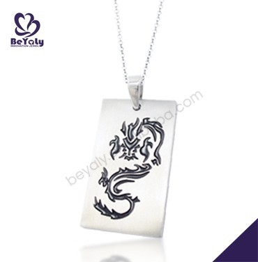 Dragon shape rectangle top quality jewelry accessories