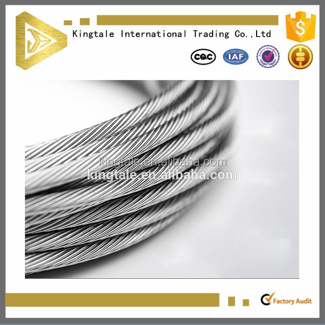 5mm Galvanized Wire Rope, 5mm Galvanized Wire Rope Suppliers and ...