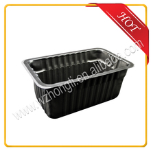 Disposable microwave plastic food tray/lunch box