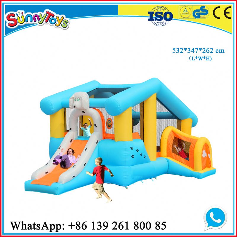 Commercial kids castle commercial inflatable looney tunes jump bouncing castle