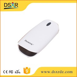 Hot selling products mobile power supply 5200mah rohs portable mobile Power bank