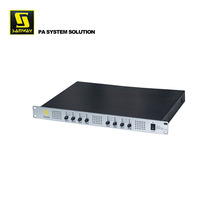 DA2008 1U 8 Channel 300W Class D Power Amplifier for Home Theater System