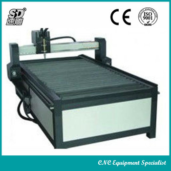 professional CNC plasma cutting machine manufactured by SUDIAO CE ISO Hyper 45A plasma power